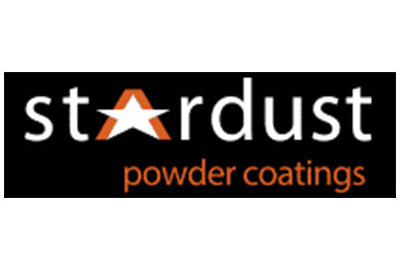 logo Stardust Powder Coatings