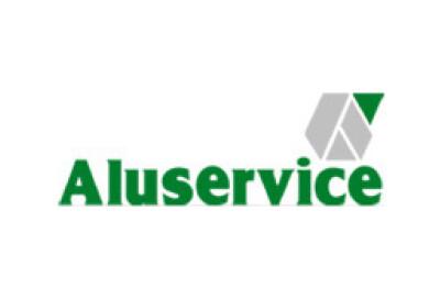 Aluservice Logo