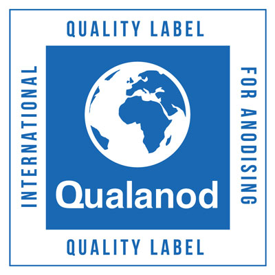Qualanod Logo Marchio